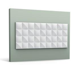 W113 Cobble ORAC , Panele ścienne 3D