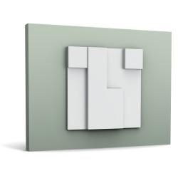 W102 Cubi, Panele ścienne 3D