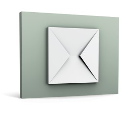 W106 Envelop, Panele ścienne 3D