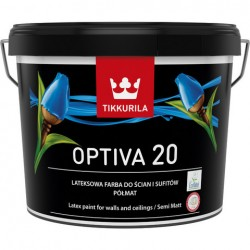 Tikkurila Optiva Semi Matt [20]